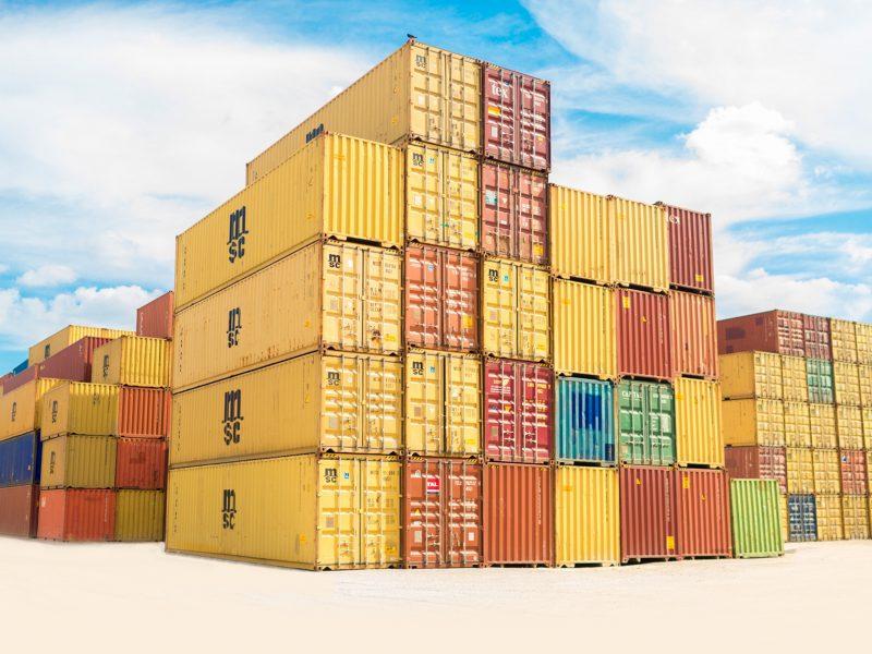 Kontenery morskie – pakiet najważniejszych informacji