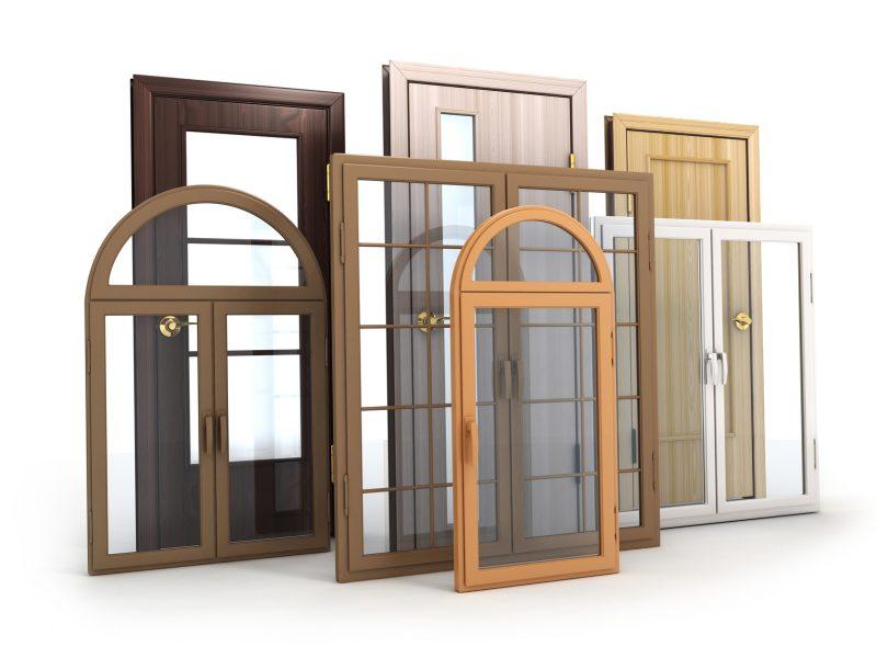 Modne i bezpieczne drzwi wejściowe